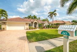 Photo of 143 Island View Drive, Indian Harbour Beach, FL 32937 (MLS # 869822)