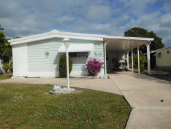 Photo of 1112 Indigo Drive, Barefoot Bay, FL 32976 (MLS # 869969)