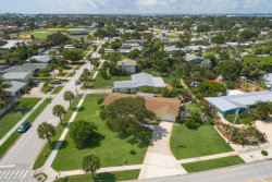 Photo of 100 S Osceola Drive, Indian Harbour Beach, FL 32937 (MLS # 870035)
