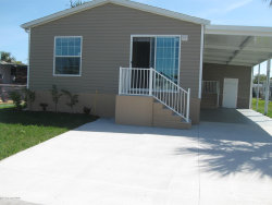 Photo of 950 Pecan Circle, Barefoot Bay, FL 32976 (MLS # 870932)