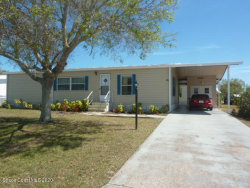 Photo of 947 Waterway Drive, Barefoot Bay, FL 32976 (MLS # 871203)