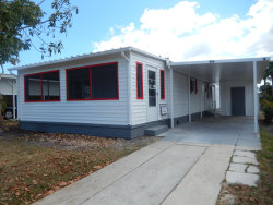 Photo of 856 Pecan Circle, Barefoot Bay, FL 32976 (MLS # 871858)