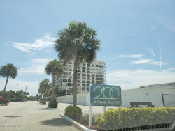 Photo of 2100 N Atlantic Avenue, Unit 607, Cocoa Beach, FL 32931 (MLS # 872815)
