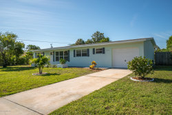 Photo of 209 Osage Drive, Indian Harbour Beach, FL 32937 (MLS # 875146)