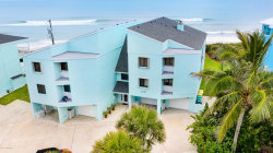 Photo of 7137 S Highway A1a, Unit F, Melbourne Beach, FL 32951 (MLS # 875890)