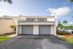 Photo of 810 Poinsetta Drive, Unit 12, Indian Harbour Beach, FL 32937 (MLS # 878983)