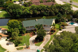 Photo of 6 Yacht Club Lane, Indian Harbour Beach, FL 32937 (MLS # 879881)