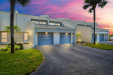 Photo of 810 Poinsetta Drive, Unit 9, Indian Harbour Beach, FL 32937 (MLS # 883619)