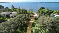 Photo of 100 Riverside Drive, Melbourne Beach, FL 32951 (MLS # 885491)