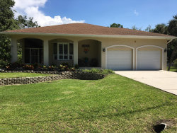 Photo of 6587 Canal Road, Melbourne Village, FL 32904 (MLS # 816622)