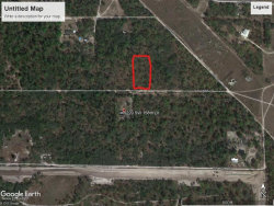 Photo of 0 SW 158th Lane Dunnellon, Fl 34432, Oklawaha, FL 32179 (MLS # 799305)