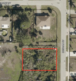 Photo of 000 Duncan Avenue, Unit Parcel 13b, Port Saint John, FL 32927 (MLS # 853951)