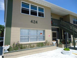 Photo of 424 Johnson Avenue, Unit 8, Cape Canaveral, FL 32920 (MLS # 798560)