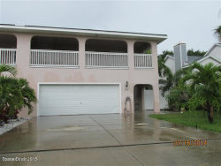 Photo of 156 Wilson Avenue, Unit 156, Cocoa Beach, FL 32931 (MLS # 802830)