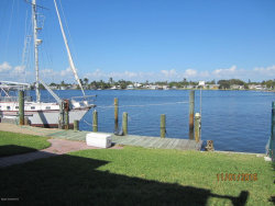 Photo of 416 S Waterway Drive, Satellite Beach, FL 32937 (MLS # 805383)