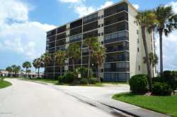 Photo of 520 Palm Springs Boulevard, Unit 410, Indian Harbour Beach, FL 32937 (MLS # 807895)