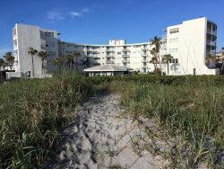 Photo of 4000 Ocean Beach Boulevard, Unit 1j, Cocoa Beach, FL 32931 (MLS # 808652)