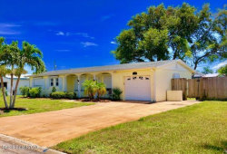 Photo of 418 N Neptune Drive, Satellite Beach, FL 32937 (MLS # 821994)