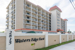 Photo of 2815 S Atlantic Avenue, Unit 107, Cocoa Beach, FL 32931 (MLS # 829604)