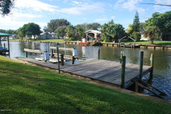Photo of 37 Riverview Lane, Cocoa Beach, FL 32931 (MLS # 829893)
