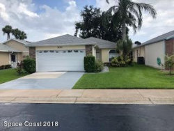 Photo of 850 Cross Lake Drive, Melbourne, FL 32901 (MLS # 832033)