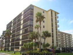 Photo of 500 Palm Springs Boulevard, Unit 108, Indian Harbour Beach, FL 32937 (MLS # 837786)