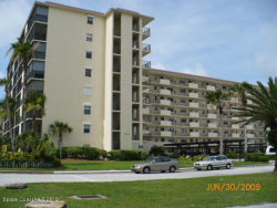 Photo of 500 Palm Springs Boulevard, Unit 508, Indian Harbour Beach, FL 32937 (MLS # 839920)