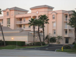 Photo of 1907 Highway A1a, Unit 201, Indian Harbour Beach, FL 32937 (MLS # 847484)