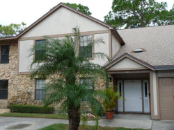 Photo of 625 Greenwood Village Blvd #H Boulevard, Unit H, Melbourne, FL 32904 (MLS # 847974)