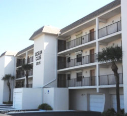 Photo of 2975 S Highway A1a, Unit 114, Melbourne Beach, FL 32951 (MLS # 848892)