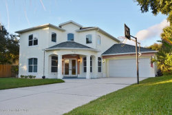 Photo of 250 Heron Drive, Melbourne Beach, FL 32951 (MLS # 852567)