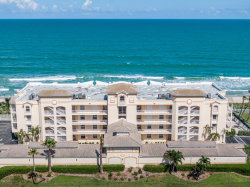 Photo of 1919 Highway A1a, Unit 306, Satellite Beach, FL 32937 (MLS # 853621)