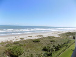 Photo of 1860 N Atlantic Avenue, Unit 801, Cocoa Beach, FL 32931 (MLS # 855180)