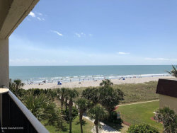 Photo of 5300 Ocean Beach Boulevard, Unit 505, Cocoa Beach, FL 32931 (MLS # 857535)