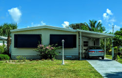 Photo of 432 Barefoot Boulevard, Barefoot Bay, FL 32976 (MLS # 857575)