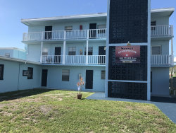 Photo of 405 Tyler Avenue, Unit 105, Cape Canaveral, FL 32920 (MLS # 857900)