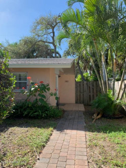 Photo of 380 Woodland Avenue, Unit 1, Cocoa Beach, FL 32931 (MLS # 858923)