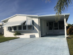 Photo of 7664 Montauk Avenue, Unit 17, Micco, FL 32976 (MLS # 861974)
