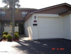 Photo of 103 Kristi Drive, Unit 103, Indian Harbour Beach, FL 32937 (MLS # 865495)
