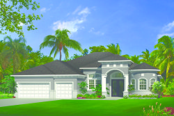 Photo of 3621 Durksly Drive, Melbourne, FL 32940 (MLS # 865532)