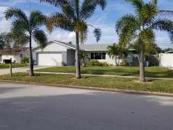 Photo of 1004 Flotilla Club Drive, Indian Harbour Beach, FL 32937 (MLS # 865970)