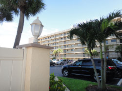 Photo of 3170 N Atlantic Avenue, Unit 113, Cocoa Beach, FL 32931 (MLS # 879708)