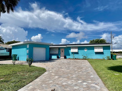 Photo of 1824 Gulf Court, Indialantic, FL 32903 (MLS # 885499)