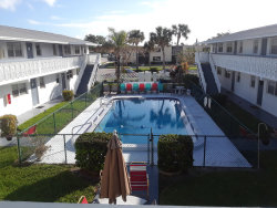 Photo of 8521 Canaveral Boulevard, Unit 26, Cape Canaveral, FL 32920 (MLS # 891092)