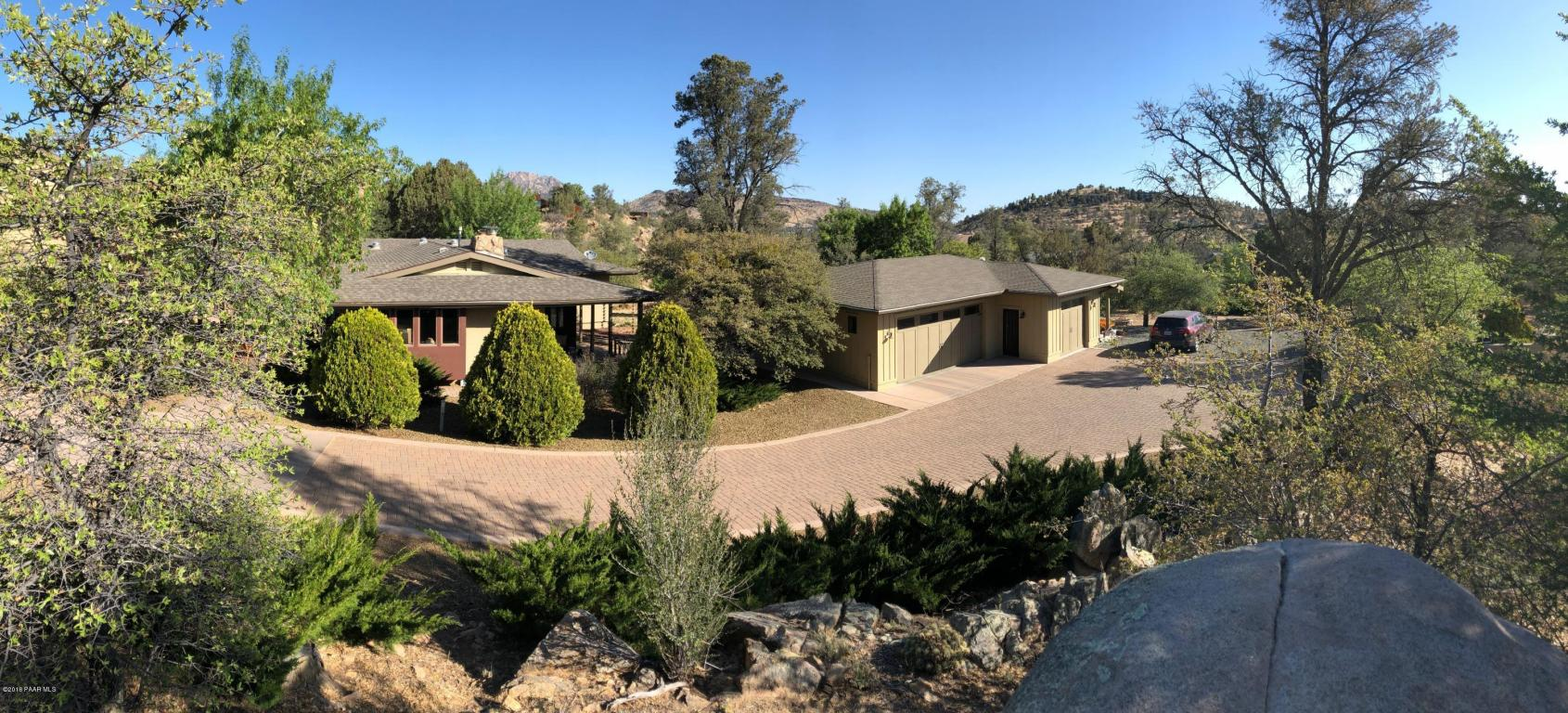 Photo for 1876 Peaceful Mesa Drive, Prescott, AZ 86305 (MLS # 1012069)