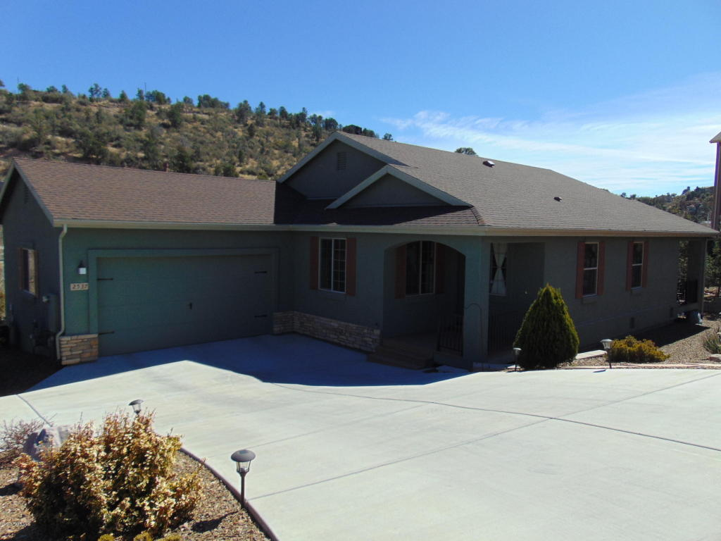 Photo for 2537 Powell Circle, Prescott, AZ 86305 (MLS # 1010265)