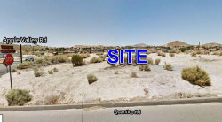 Photo of Apple Valley Road, Apple Valley, CA 92307 (MLS # 493395)