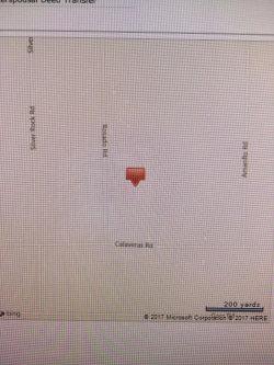 Photo of Rosado Road, Pinon Hills, CA 92372 (MLS # 493508)