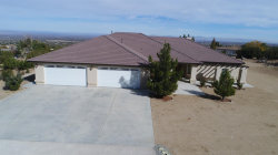 Photo of 8935 Spruce Road, Pinon Hills, CA 92372 (MLS # 493049)