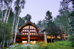 Photo of 111 Aguirre Road, Telluride, CO 81435 (MLS # 38664)
